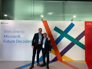 """Was """"Hit Refresh"""" by """"Microsoft Future Decoded 2018"""" – Part 2"""